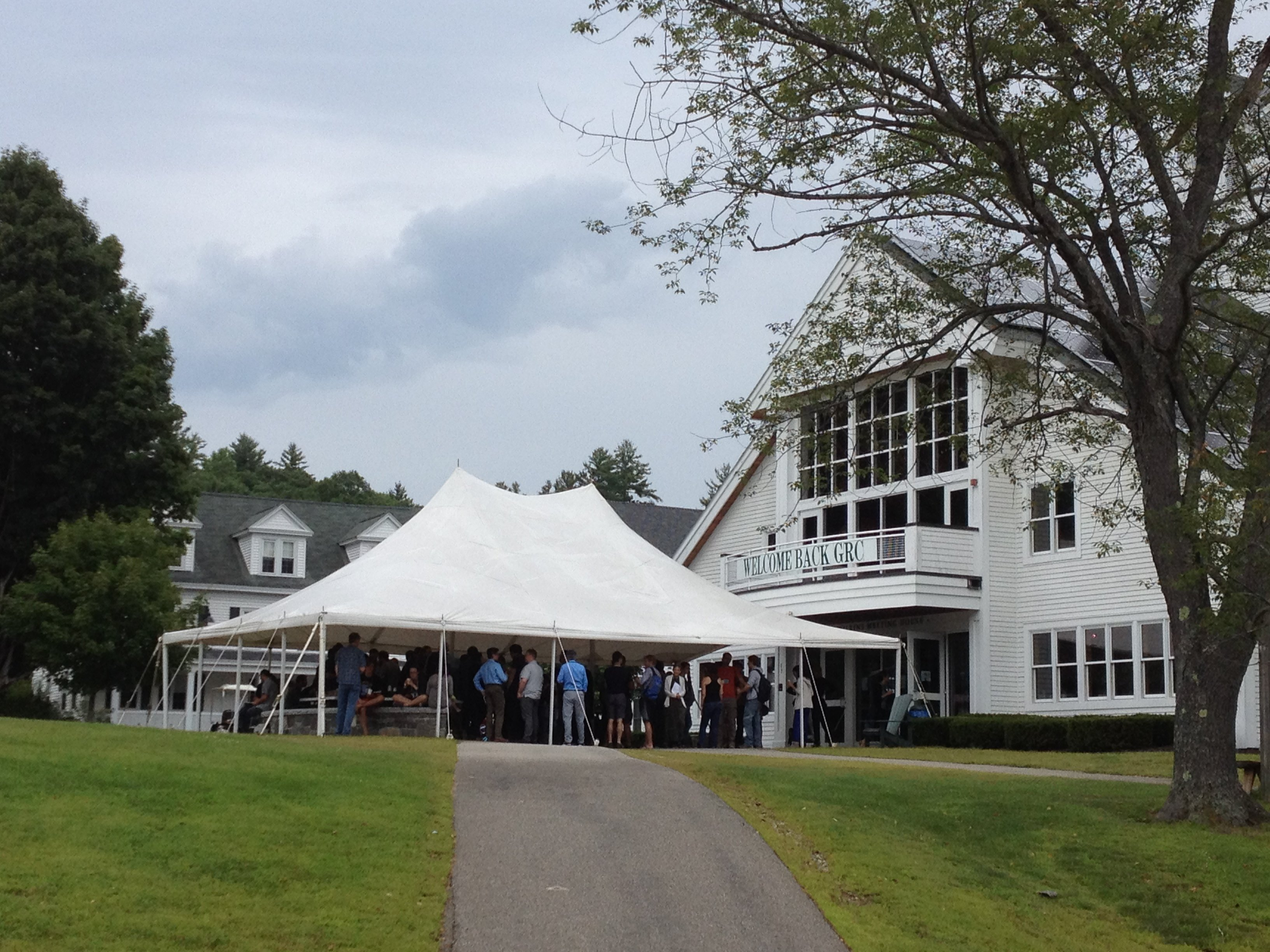Gordon Research Conference at Proctor Academy