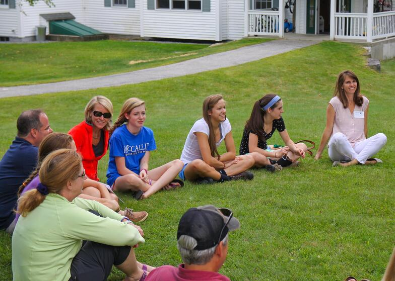 Wilderness Orientation at Proctor 1