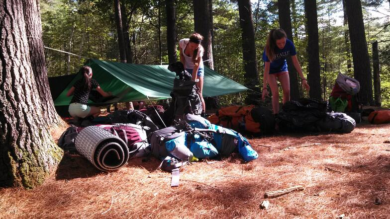 Proctor Academy Wilderness Orientation
