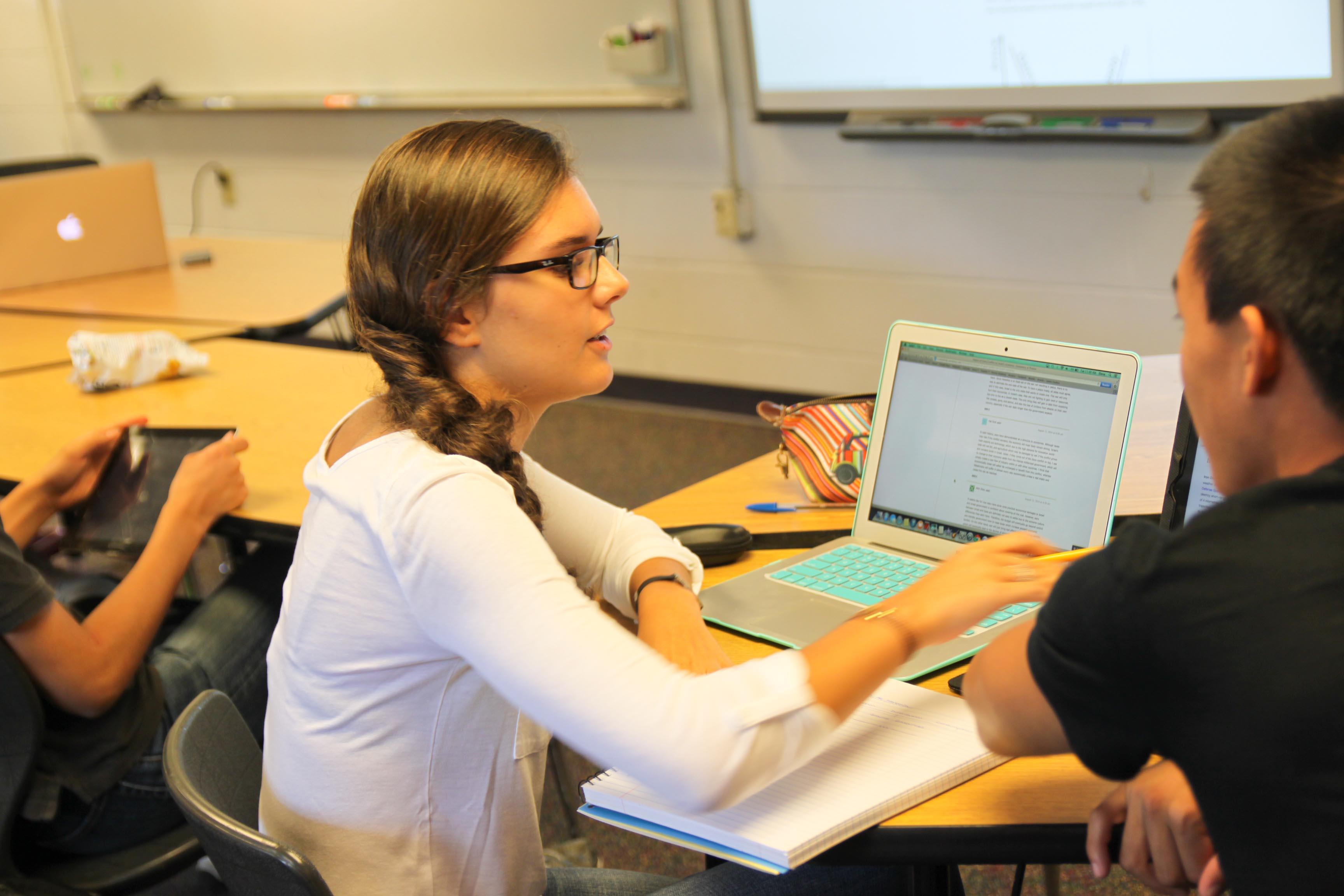 Proctor Academy technology