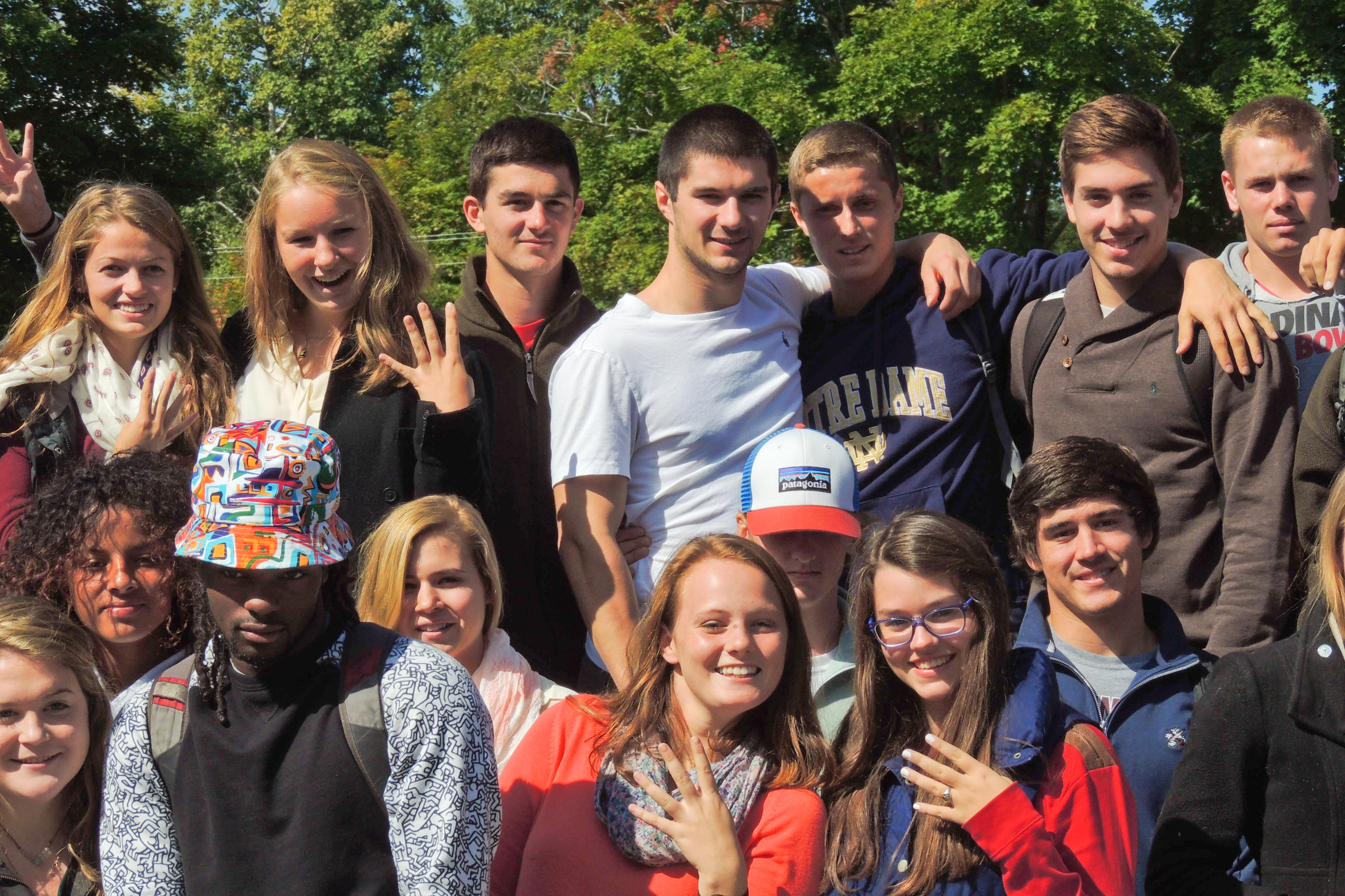 Class of 2015 Four Years