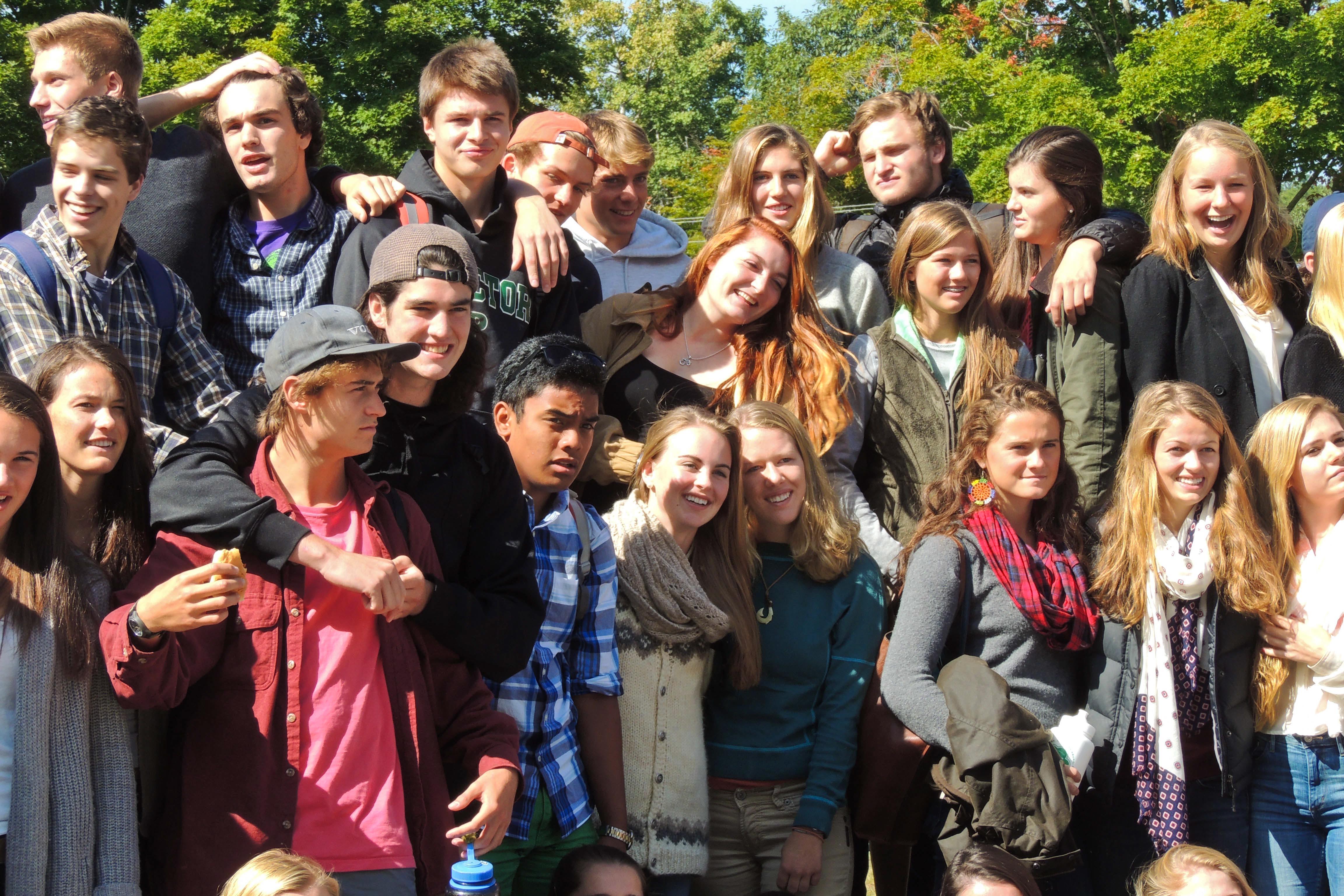 Proctor Academy Class of 2015