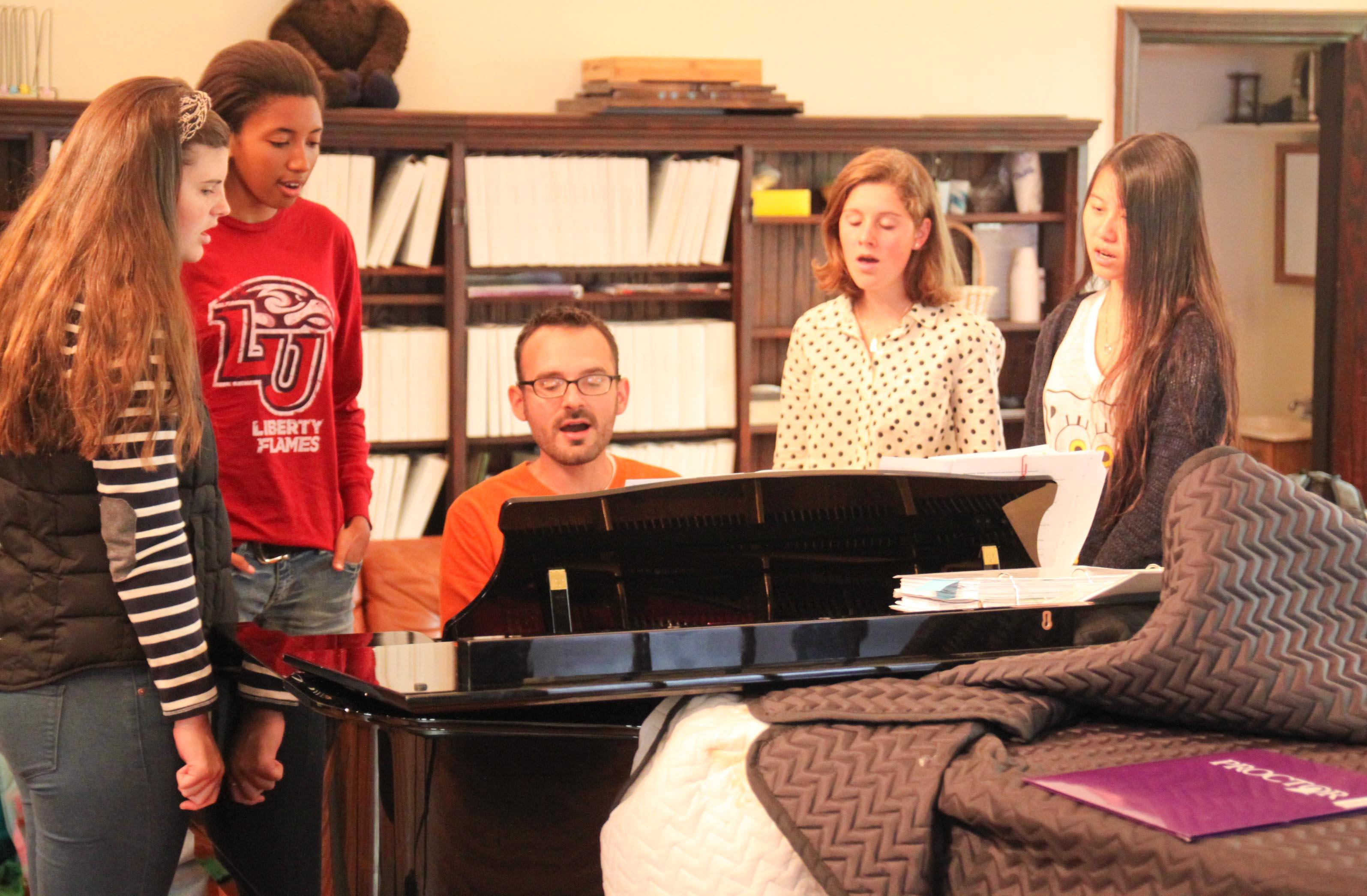 Proctor Academy Vocal Ensemble