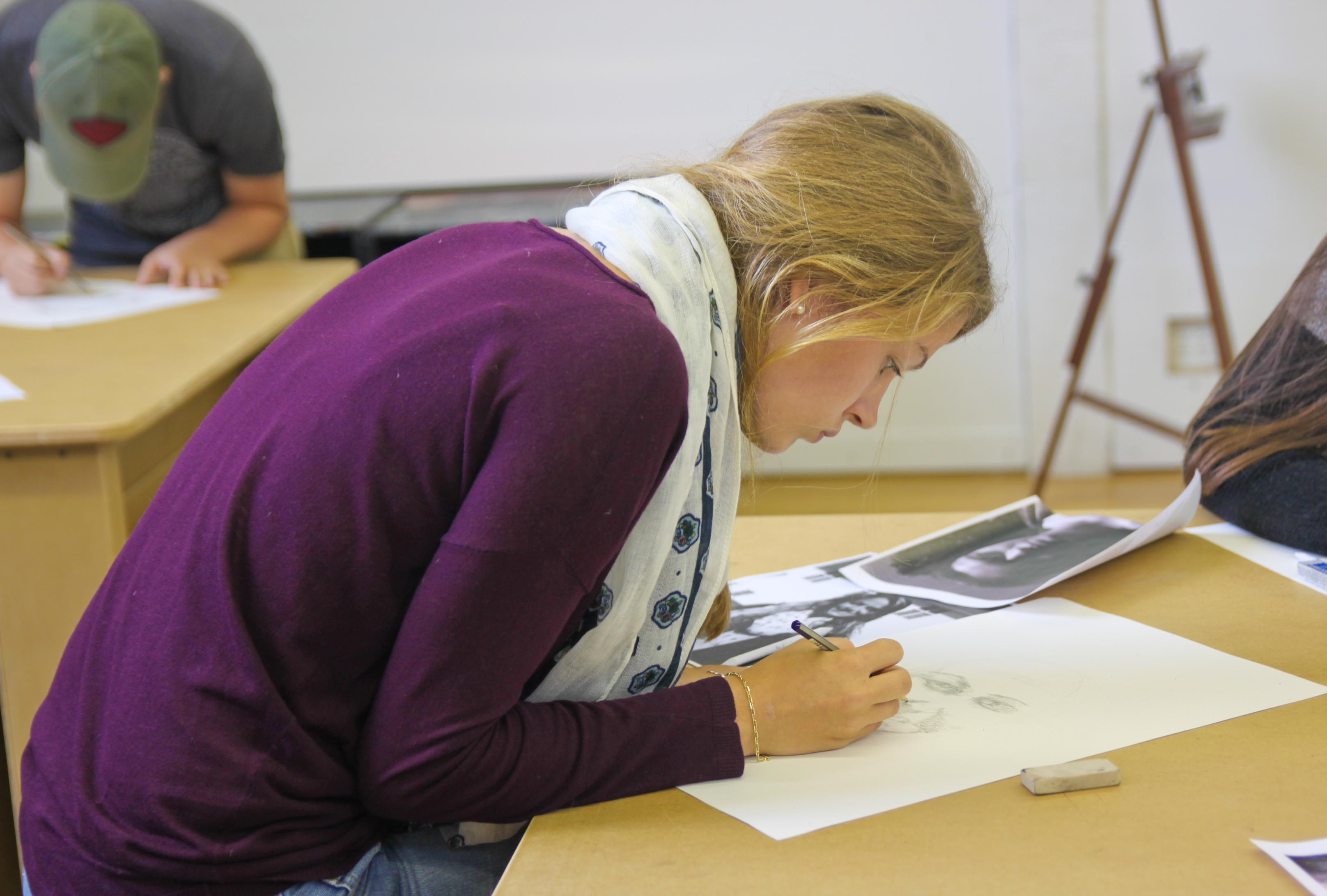 Proctor Academy Art