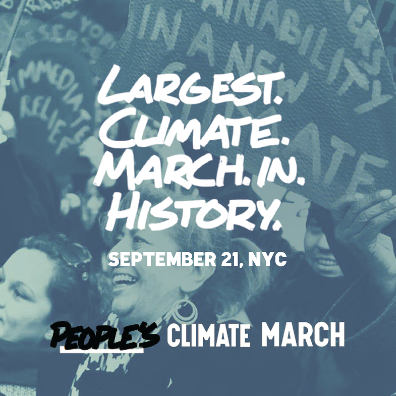 People's Climate March