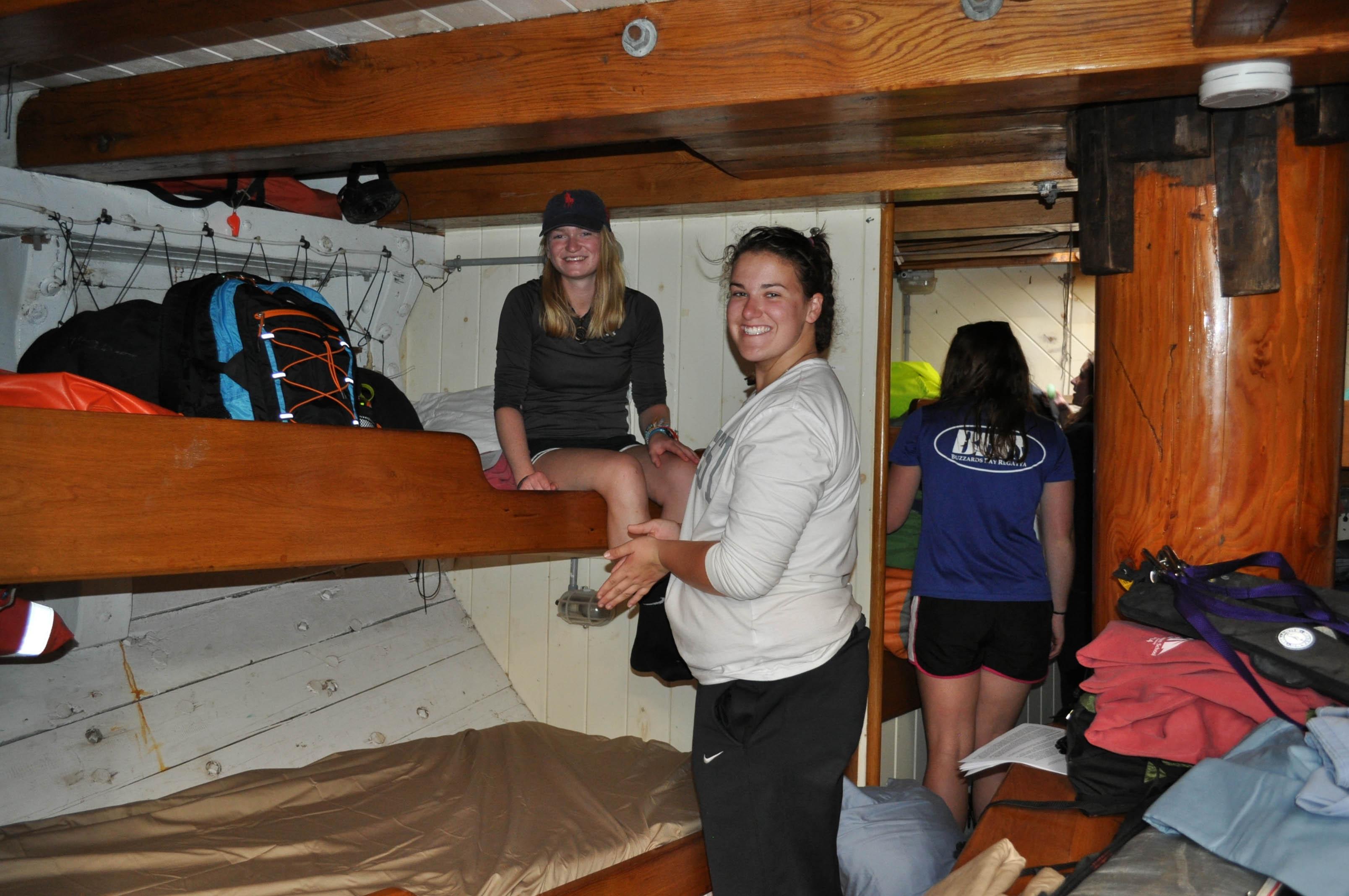 Proctor Academy Ocean Classroom Sendoff