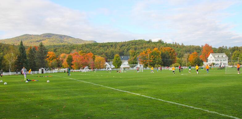 Proctor Academy Carr Field