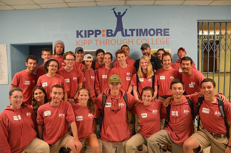 Proctor Academy KIPP Baltimore