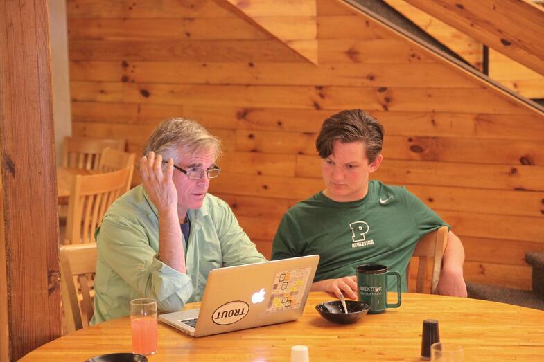 Proctor Academy Academic Planning