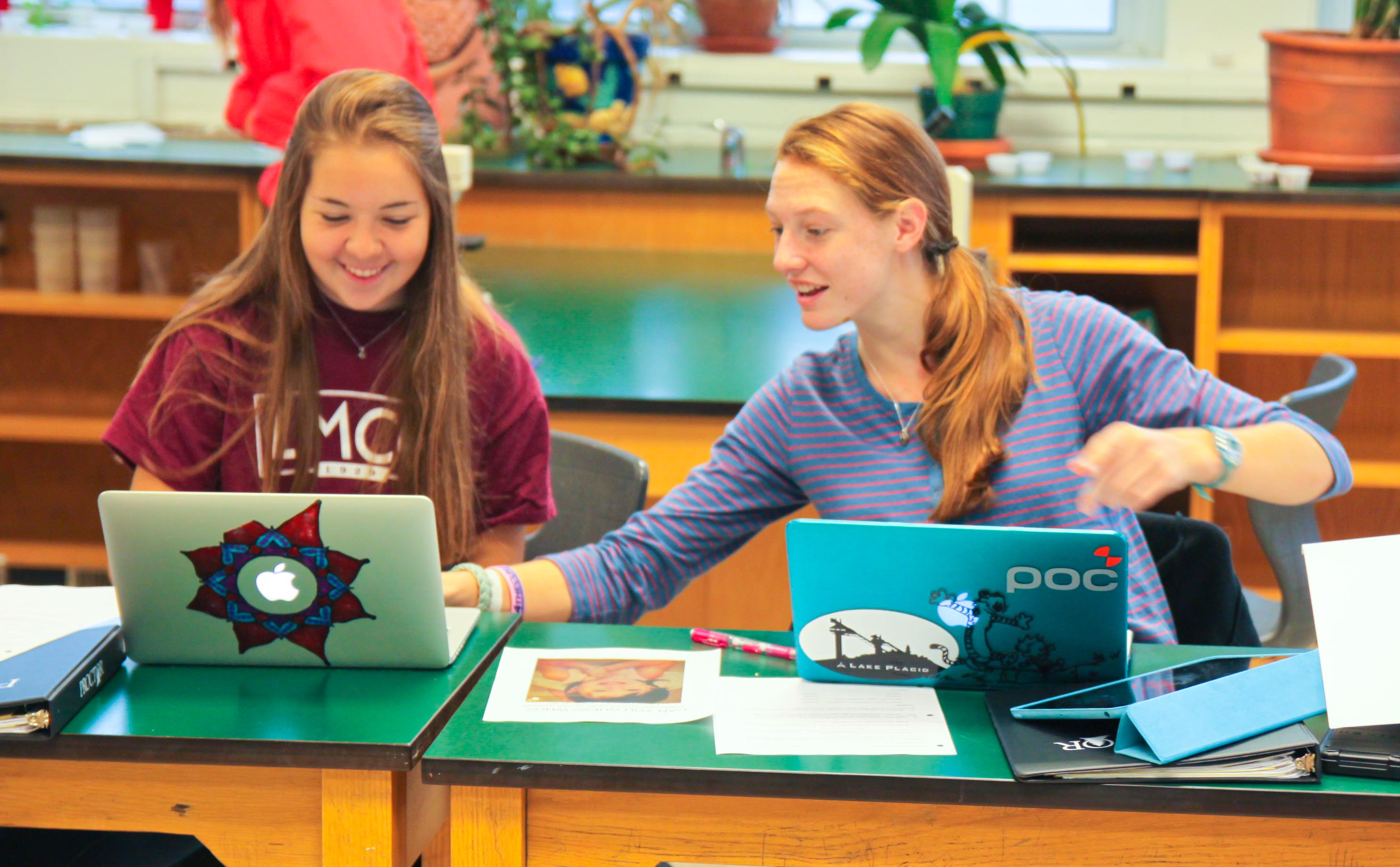 Proctor Academy health and wellness