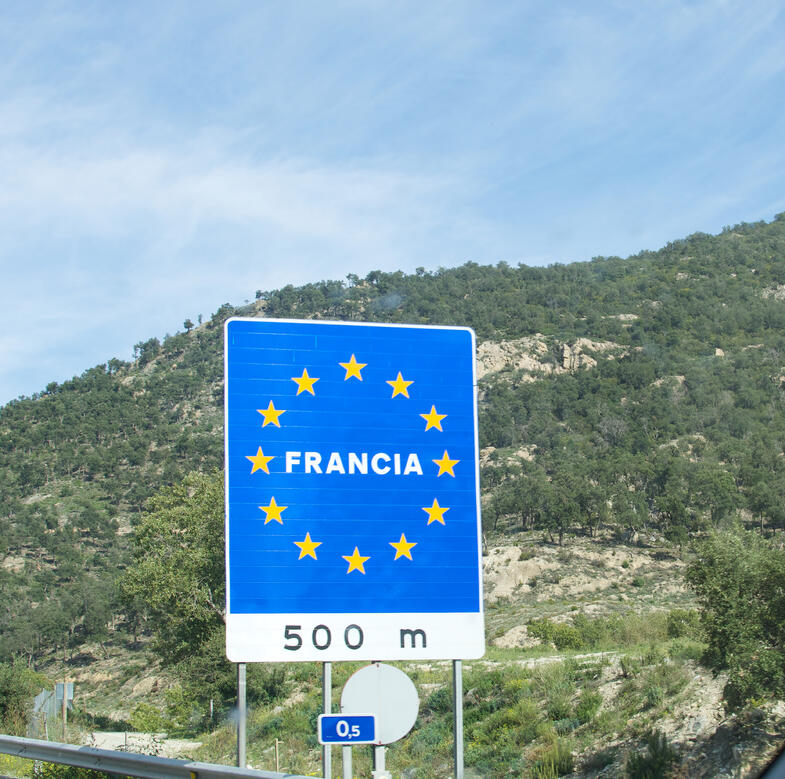 Experiential education traveling between France and Spain