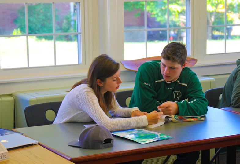 Proctor Academy English Class