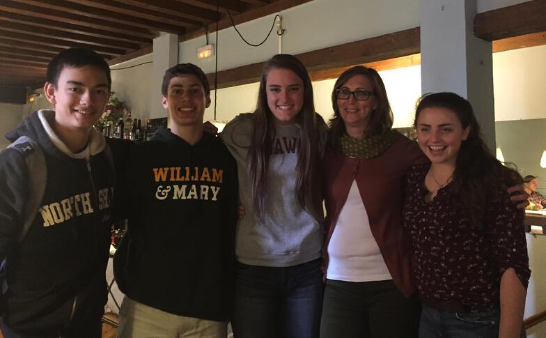 Final week of Proctor en Segovia students say goodbyes to teachers