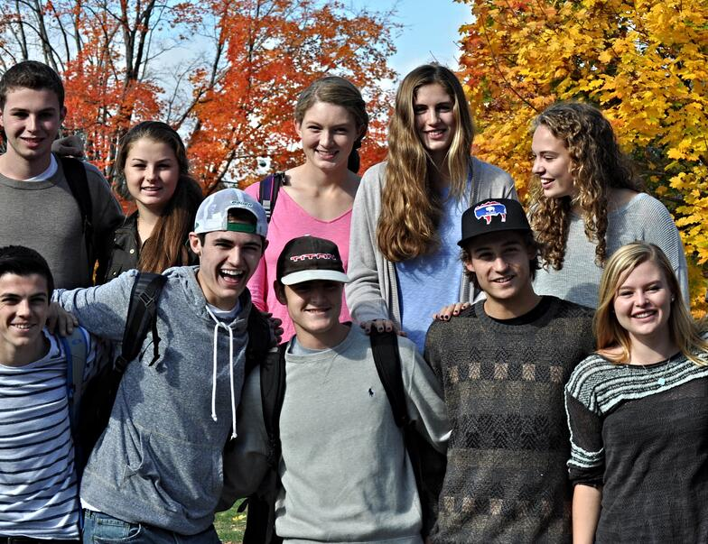 Proctor Academy siblings