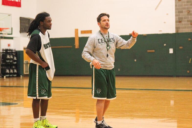Proctor Academy Basketball