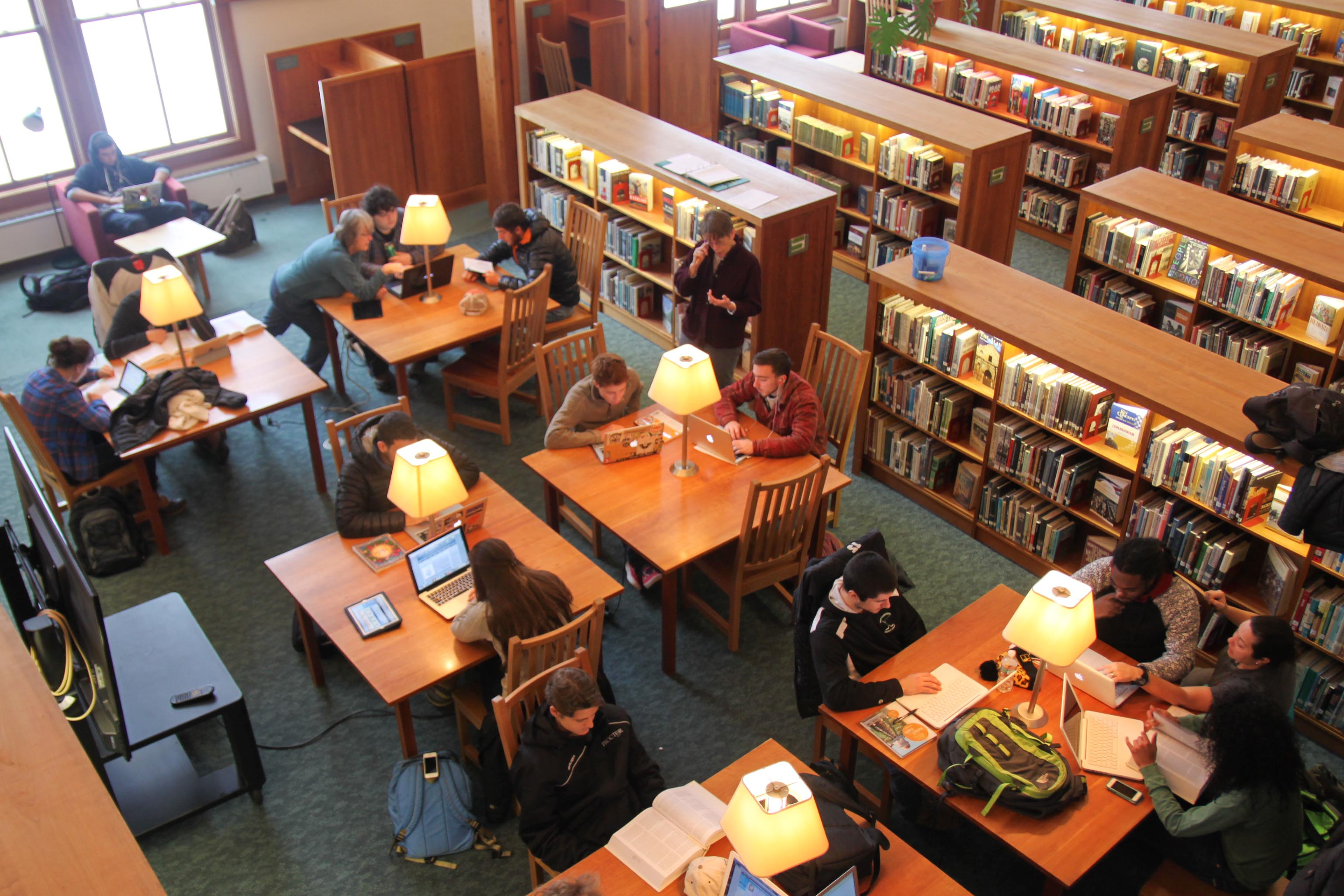 Proctor Academy Library