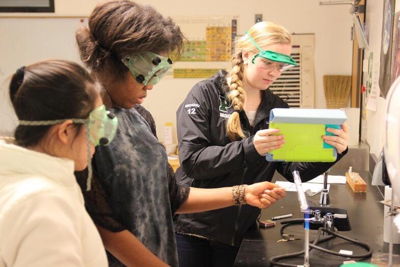 Proctor Academy science