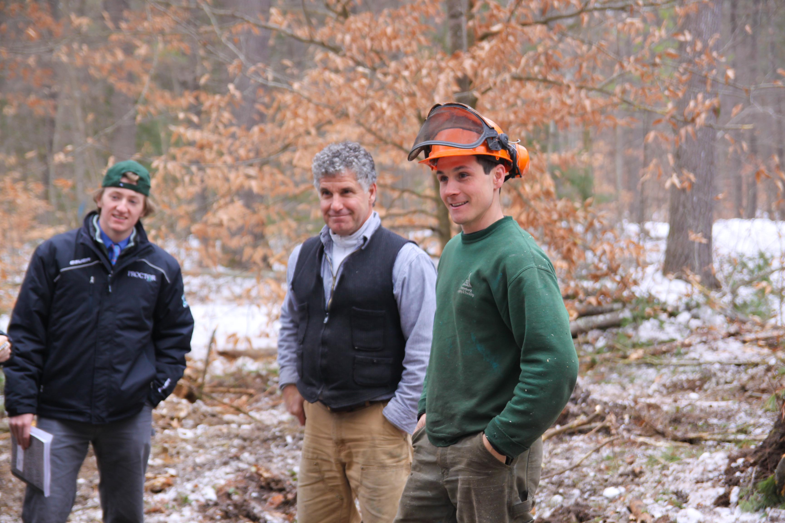 Proctor Academy Woodlands Land Management