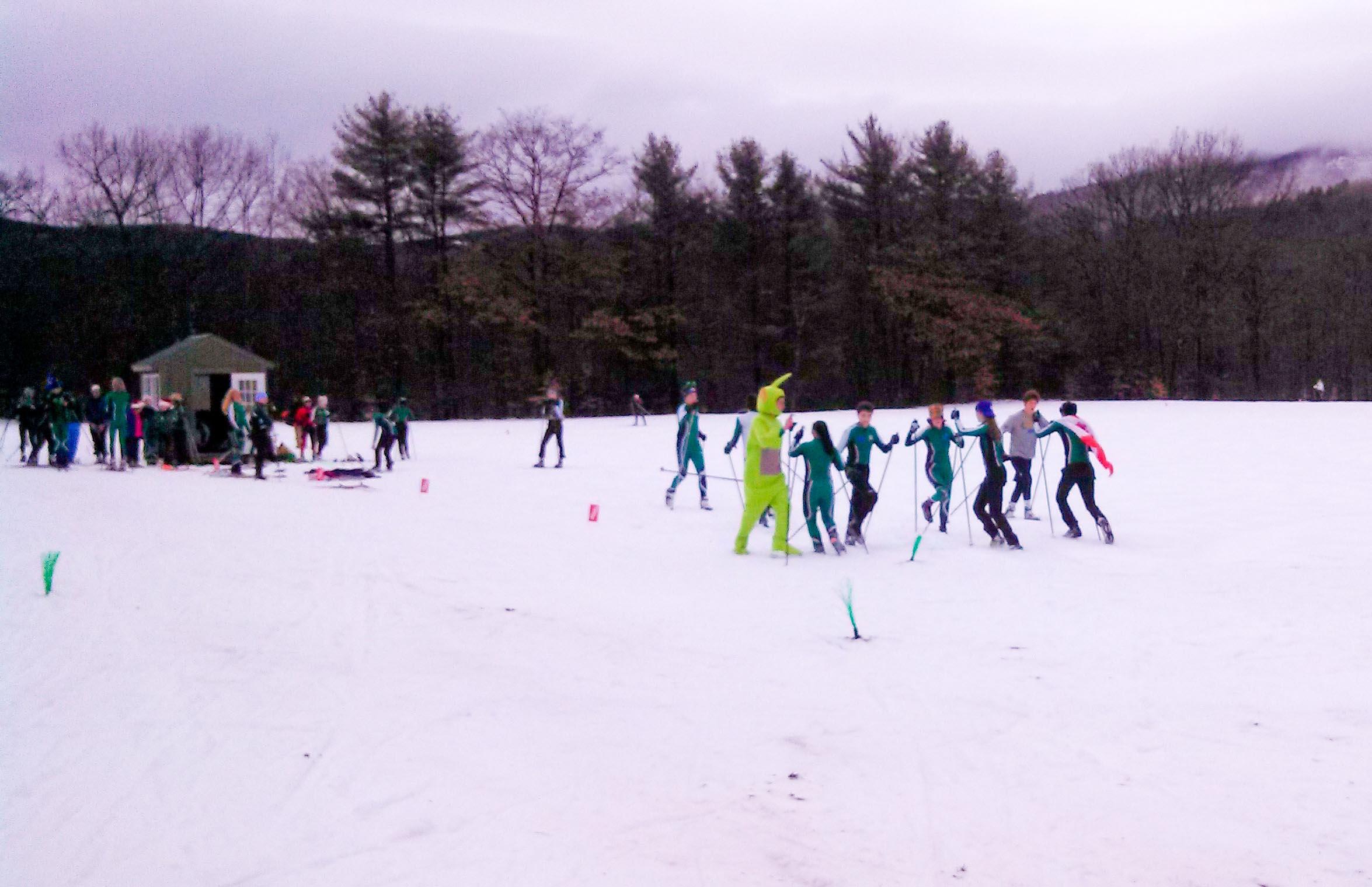 Proctor Academy Nordic Skiing
