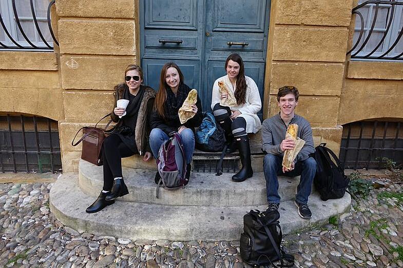 Proctor Academy, EAC, Aix-en-Provence, France