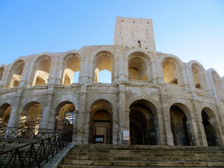 Arles, France, Proctor Academy