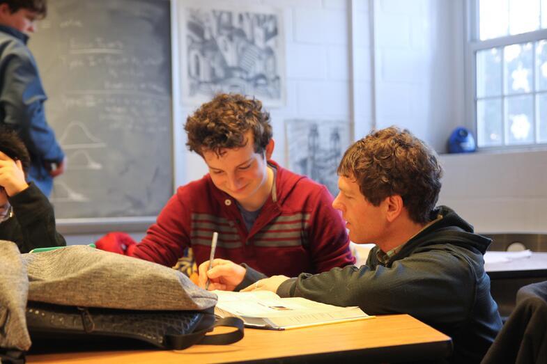 Proctor Academy math
