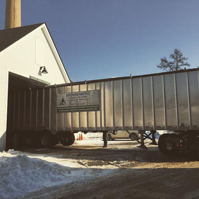 Proctor Academy Biomass Plant
