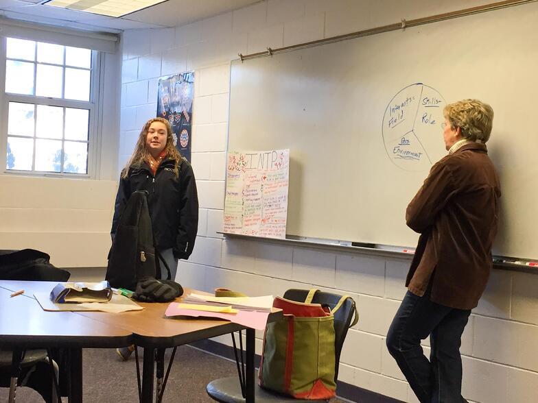 Proctor Academy leadership