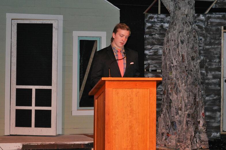 Proctor Academy Hays Speaking Prize