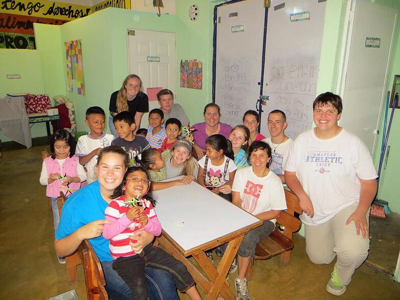 Proctor Academy Summer Service Trips