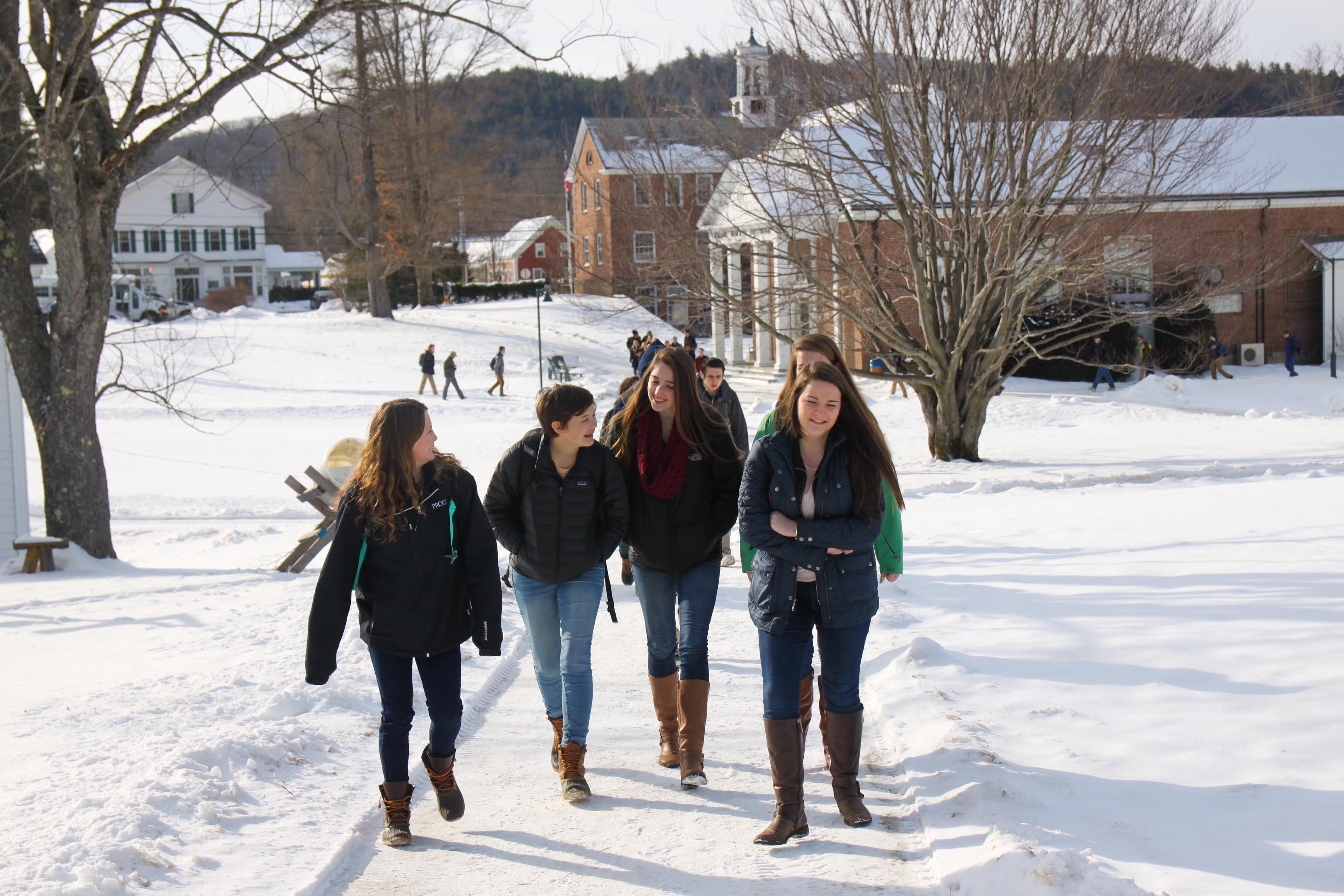 Proctor Academy student life