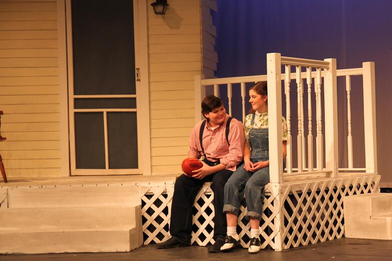 Proctor Academy Drama To Kill a Mockingbird
