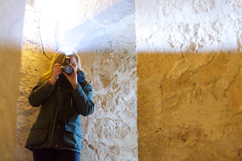 Proctor en Segovia photography trip