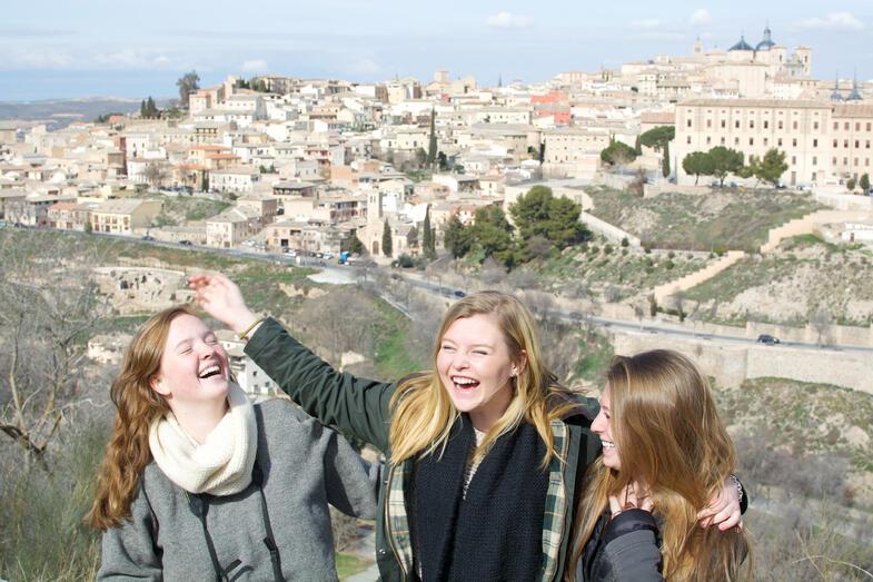 Proctor en Segovia visits Toledo