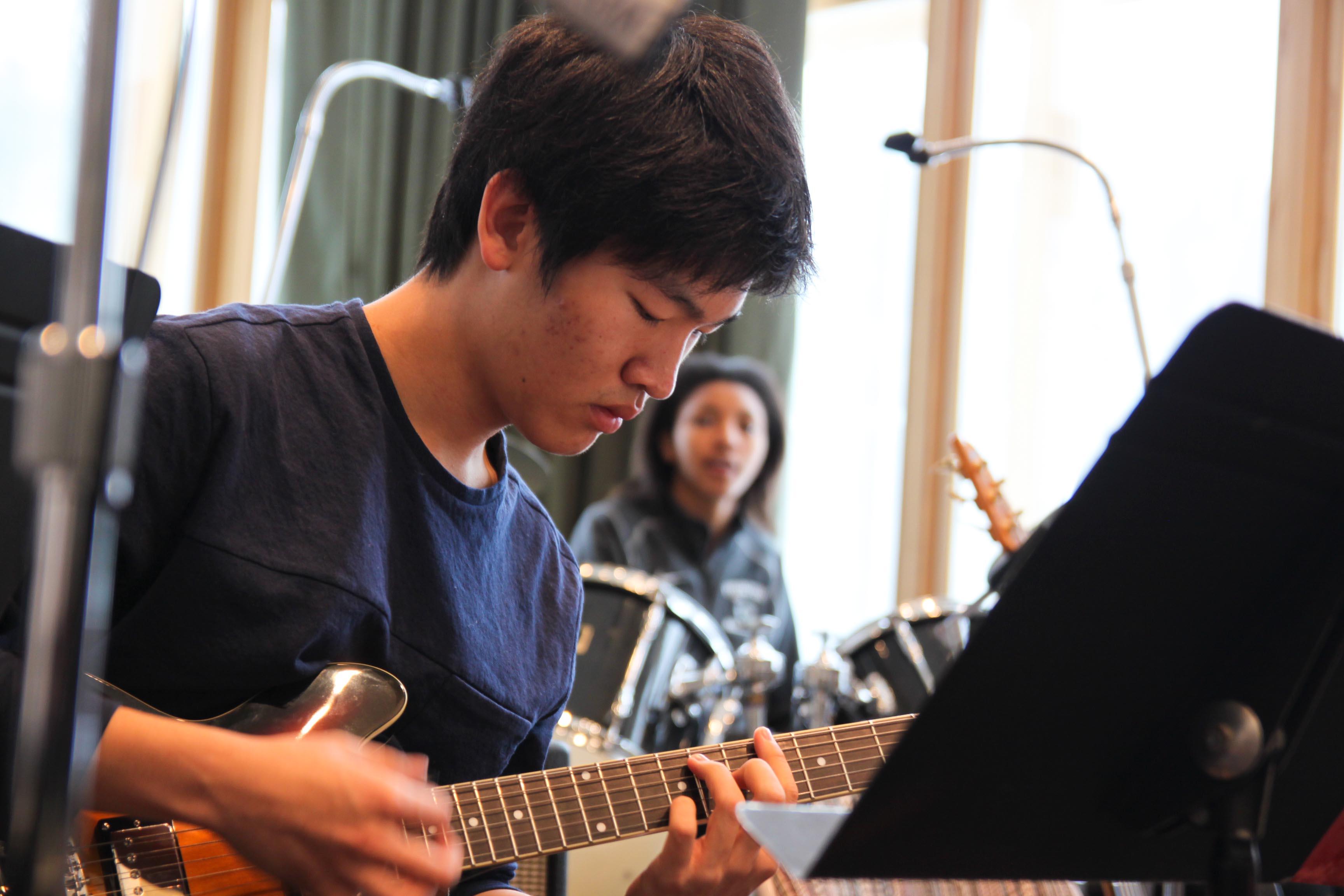 Proctor Academy music