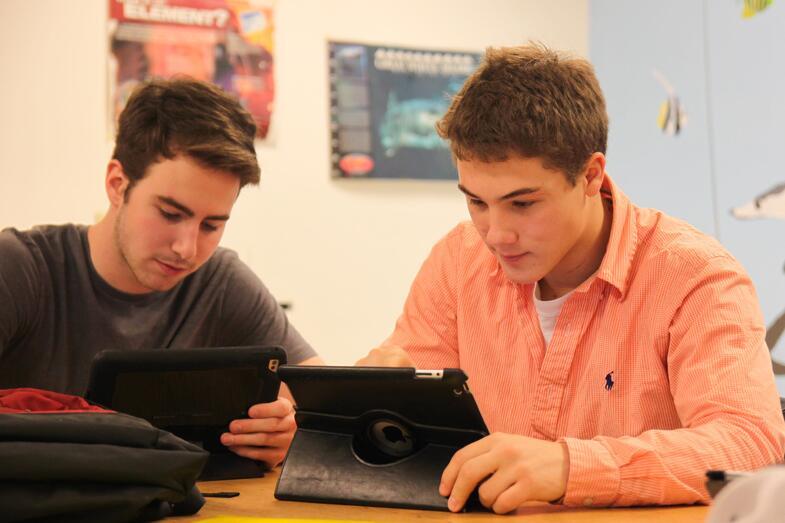 Proctor Academy Technology Integration