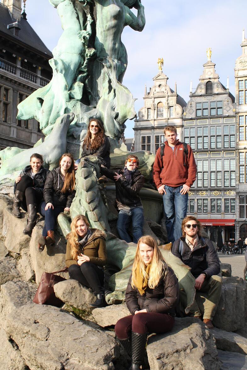 european art classroom proctor academy aix en provence france belgium