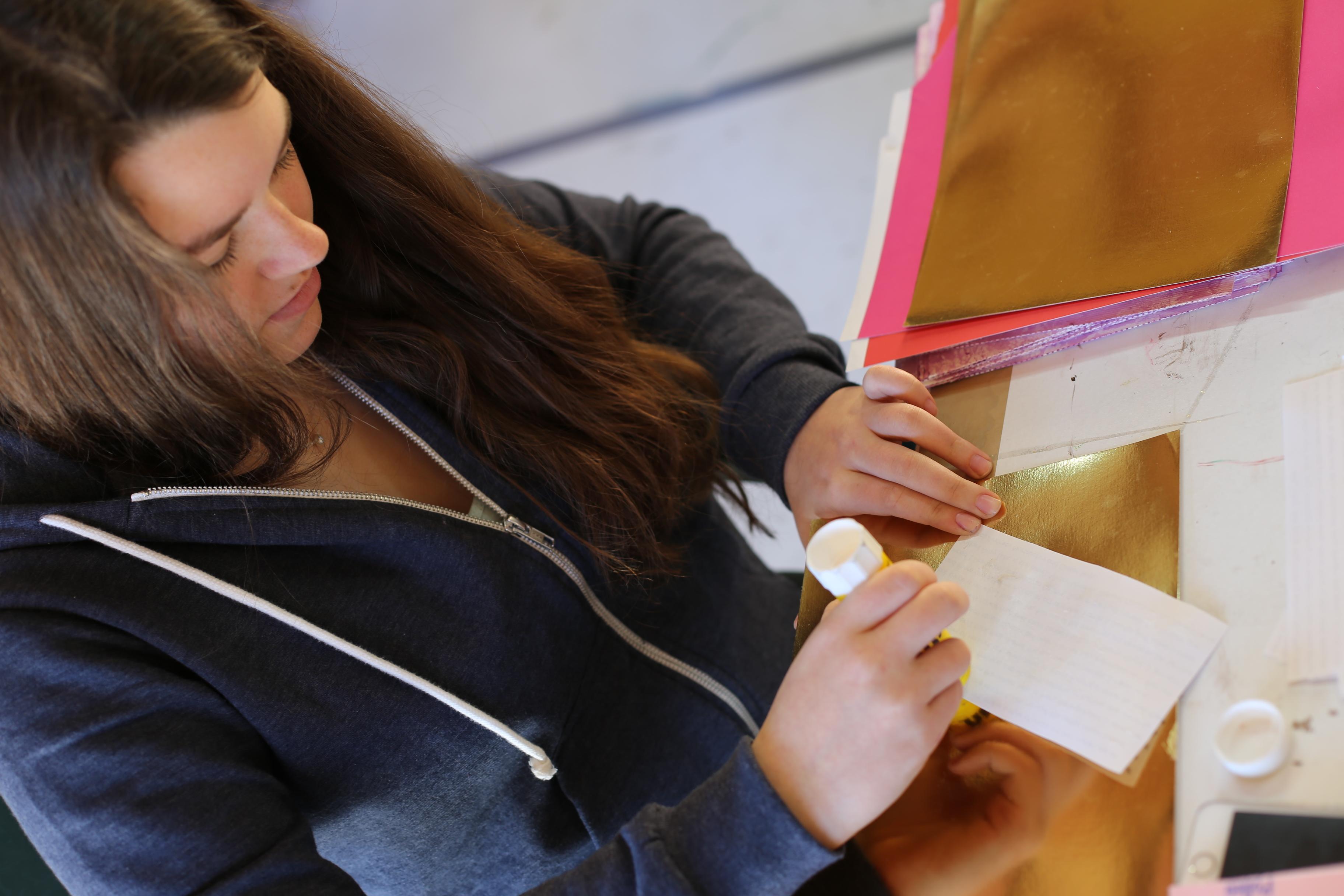 european art classroom proctor academy aix en provence france