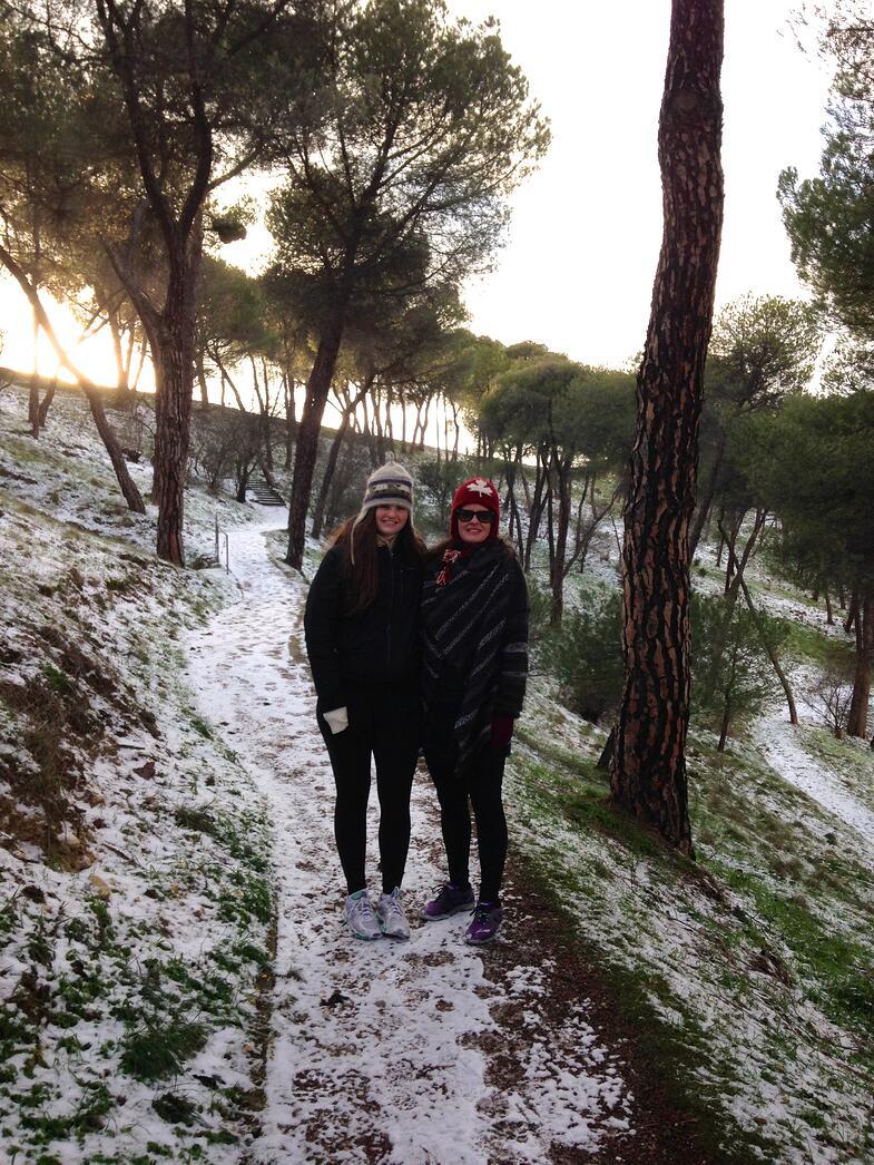 Proctor en Segovia family weekend