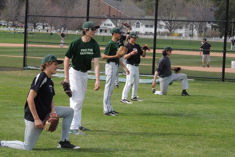 Proctor Academy Athletics