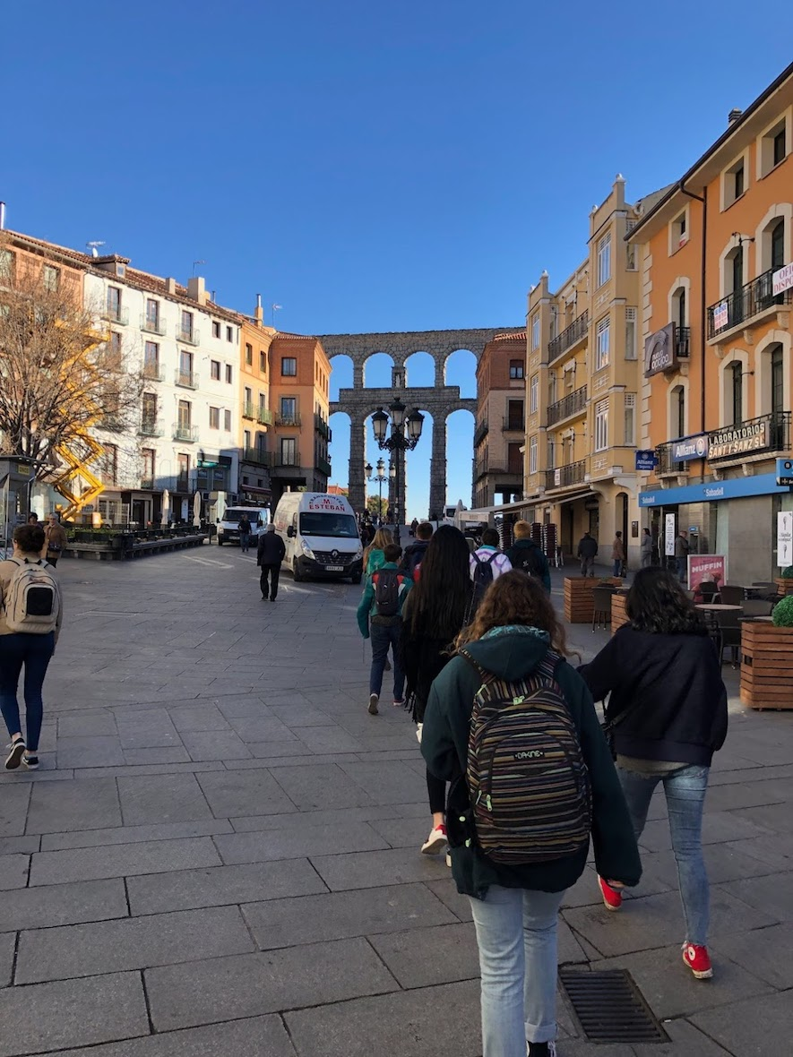 Proctor Academy European Art Classroom Study Abroad