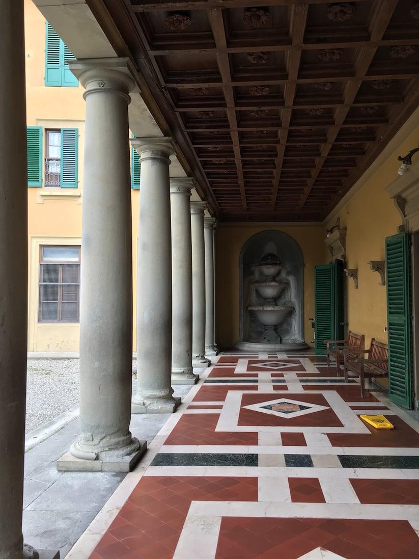 Proctor Academy European Art Classroom High School Study Abroad