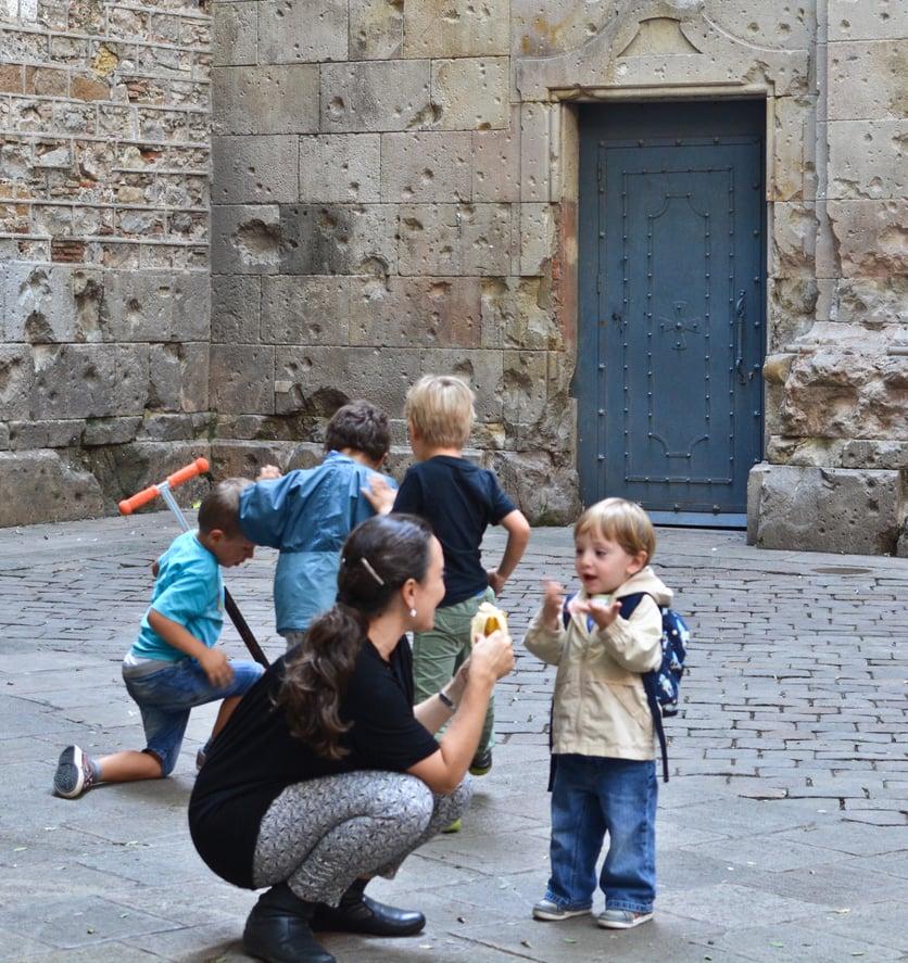 Proctor Academy Spain Abroad Program