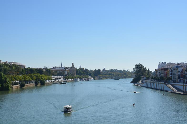 Proctor en Segovia in Sevilla!