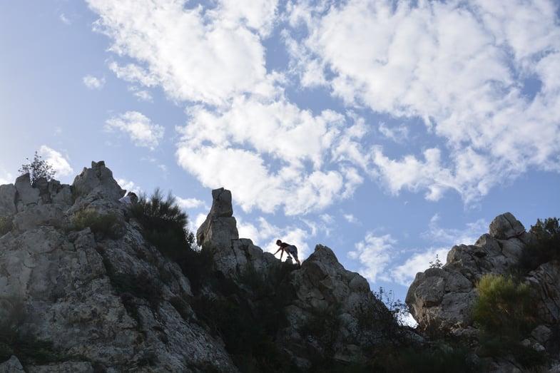 Proctor en Segovia on the Strait of Gibraltar