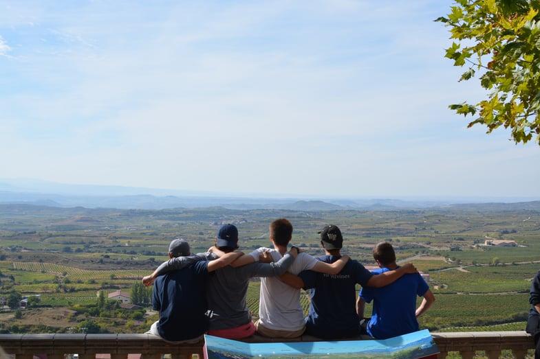 Proctor en Segovia travels to La Rioja wine producing region
