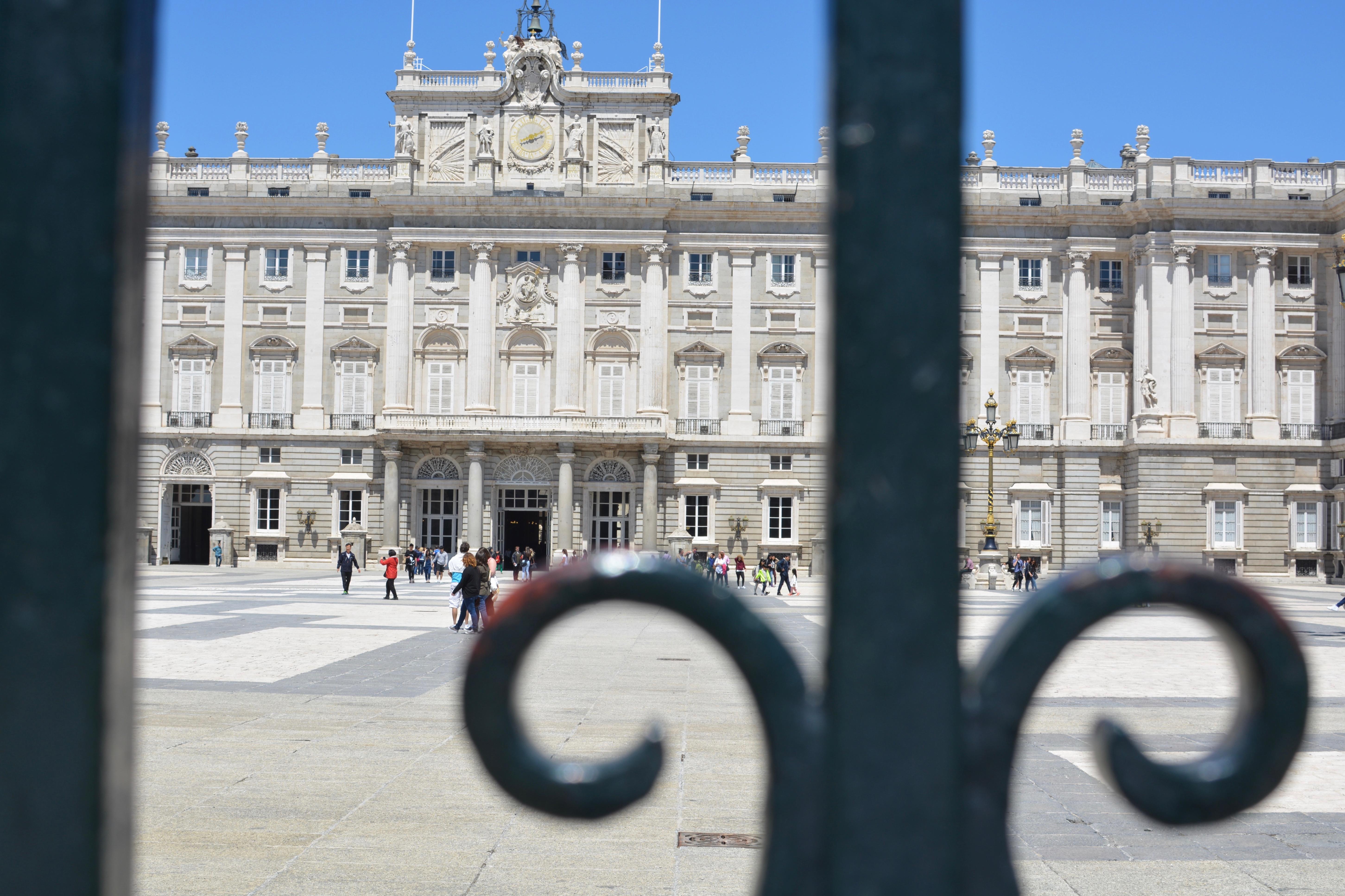 Proctor en Segovia explores Madrid