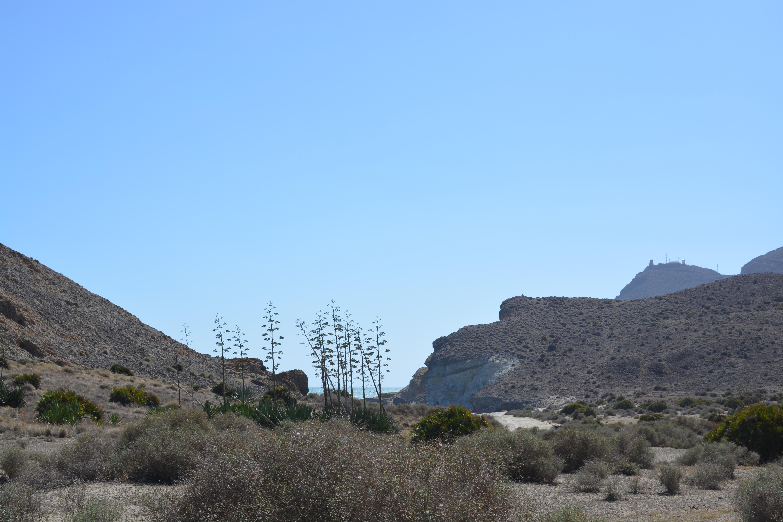 Proctor en Segovia visits Cabo de Gata, Almería
