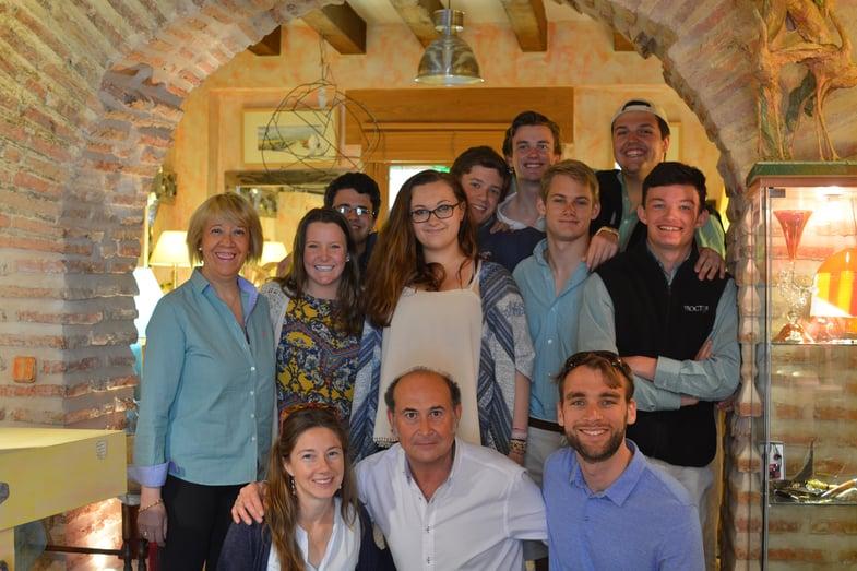 Proctor en Segovia final week and goodbyes back home.
