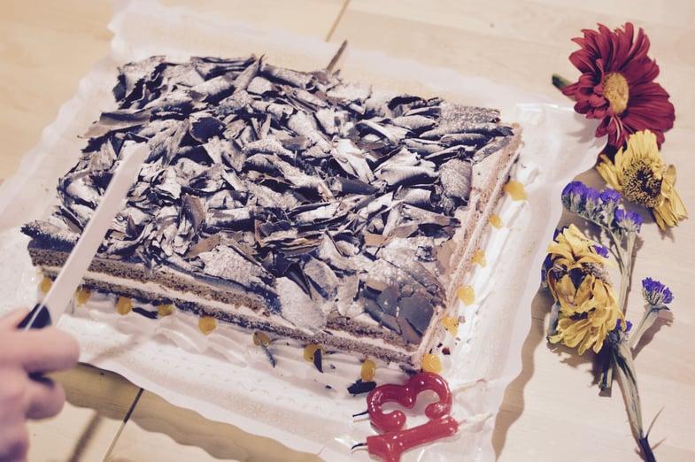 Proctor en Segovia celebrates Mikaela's birthday